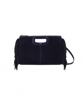Sac Mini M Blue - MAJE - Le gang