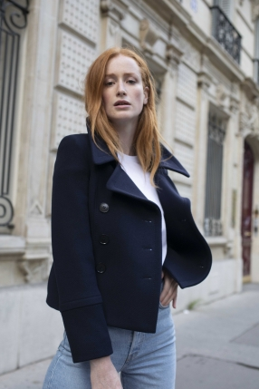 Manteau Edith - STELLA MCCARTNEY - Le gang