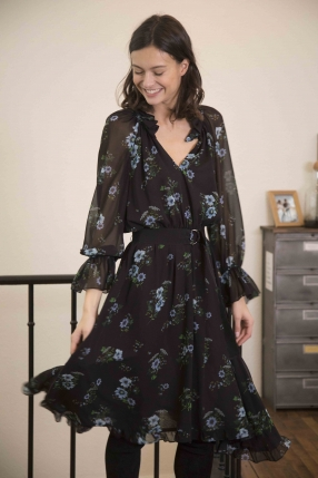 ROBE ROMILLY - CLAUDIE PIERLOT - Le gang
