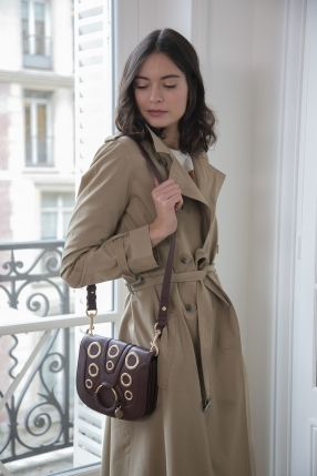 Sac Hana Purple - SEEBYCHLOE - Le gang