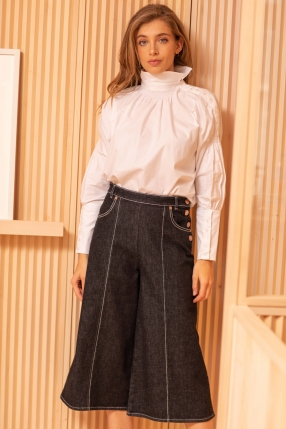 Jupe-Culotte Flares - SEEBYCHLOE - L'Habibliothèque