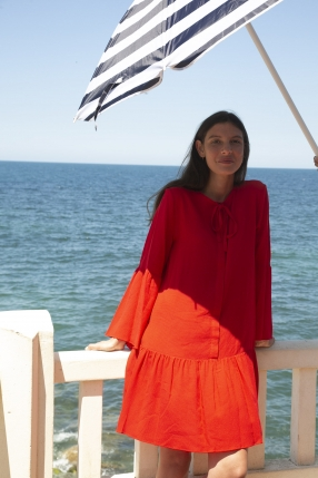 Robe Fiona - VANESSA SEWARD - L'Habibliothèque