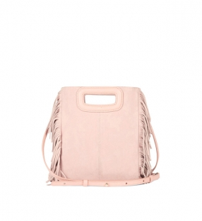 Sac Mini M Rose Pâle - MAJE - Le gang