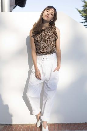 Pantalon Billie - ISABEL MARANT - L'Habibliothèque