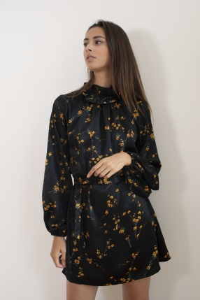 Robe Floral - WILD PONY - Le gang