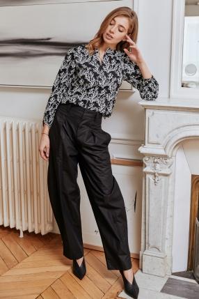 Pantalon Lyre - ISABEL MARANT - L'Habibliothèque