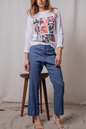 Pantalon Oxy - ISABEL MARANT ETOILE  - L'Habibliothèque