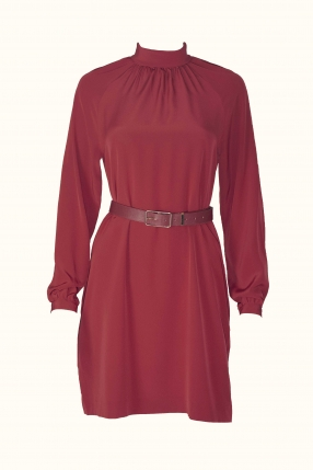 Robe Cecily Bordeaux - VANESSA SEWARD - Le gang