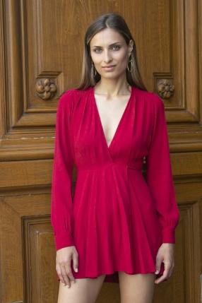 Robe Rosebud - REFORMATION - L'Habibliothèque