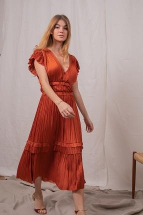 Robe Ayana - ULLA JOHNSON - L'Habibliothèque