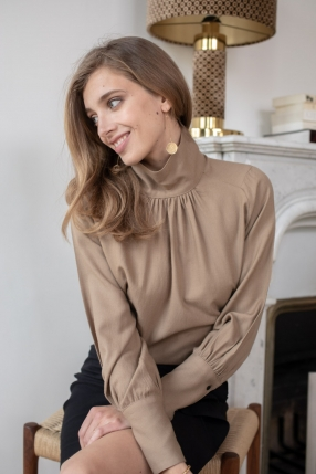 Blouse Door Top - LAURENCE BRAS - Le gang