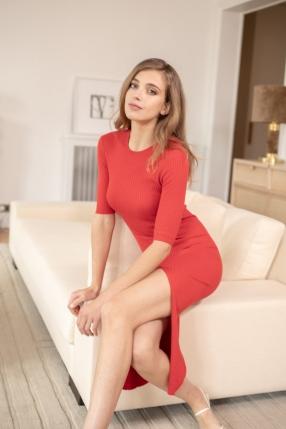 Robe Red - ALEXANDRA GOLOVANOFF - L'Habibliothèque