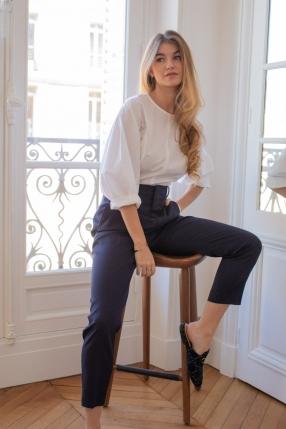 Pantalon Mickael  - CAROLINA RITZLER - L'Habibliothèque