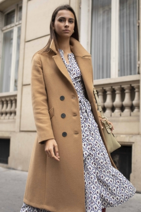 Manteau Josephine - TWENTY EASY - Le gang