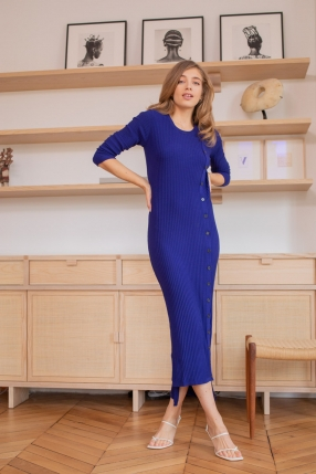 Robe Navy - INWEAR - Le gang