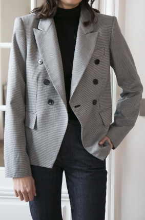 Blazer Tweed - STELLA MCCARTNEY - Le gang