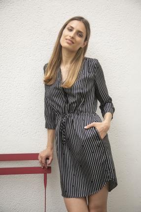 Robe Freya  - DIANE VON FURSTENBERG - L'Habibliothèque