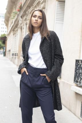 Manteau Forte - MASON'S - L'Habibliothèque