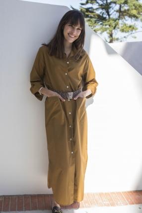 Robe Bronze - DEMI-LUXE BEAMS  - L'Habibliothèque