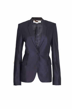 Veste Bleu Marine Stripes - STELLA MCCARTNEY - Le gang