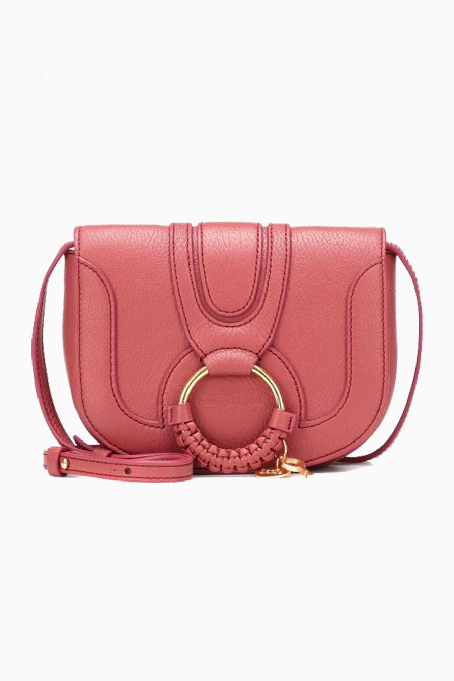 Le Gang - SeeByChloe - Sac Mini Hana Rose Pourpre