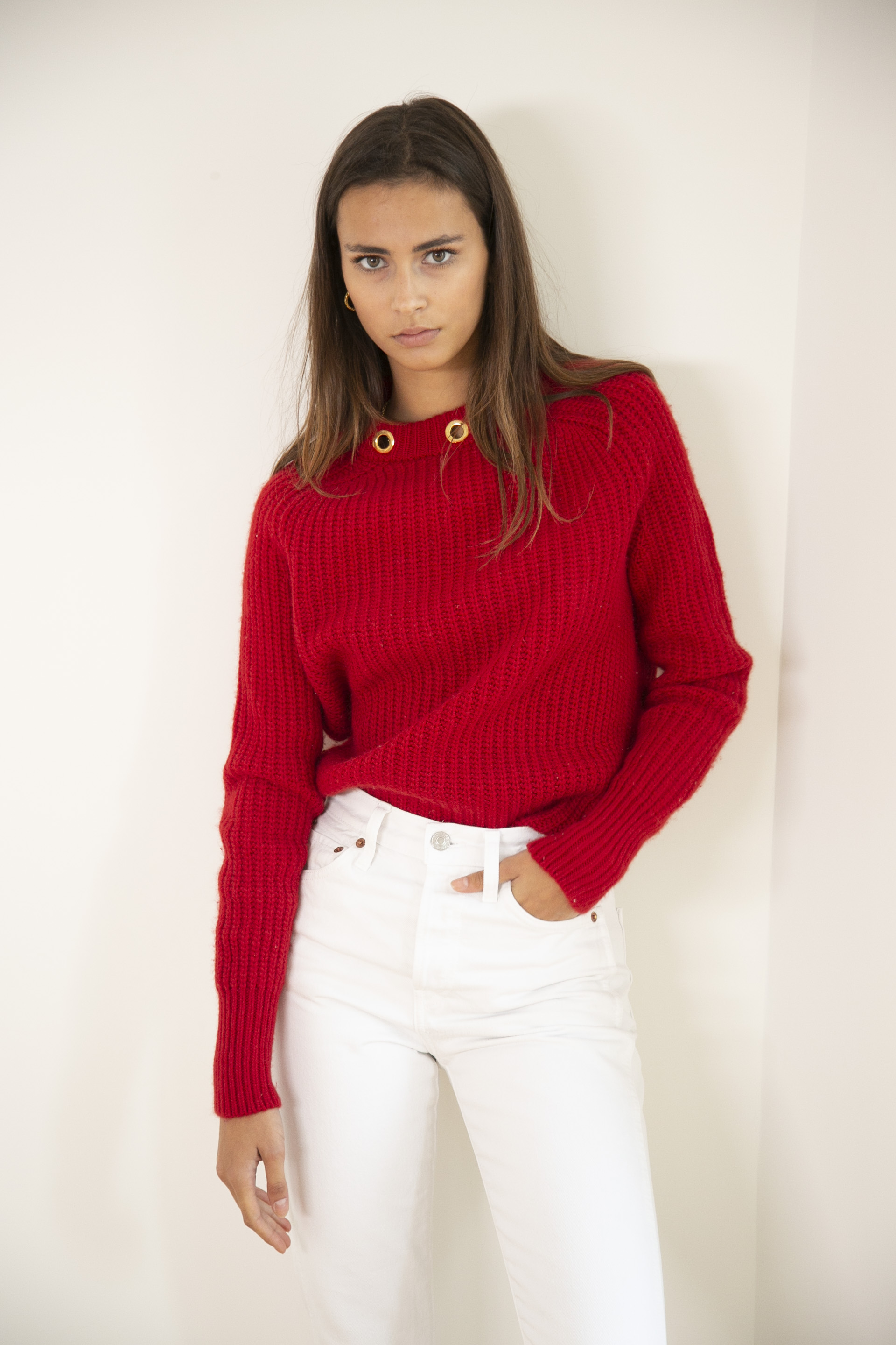 Le Gang - Laurence Bras - Pull Camelia